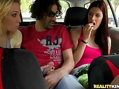 A hot foursome with Lily and MIra in Summer Love by EuroSexParties