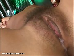 Japanese Villeinage Sex - Extreme BDSM Punishment of Asuka