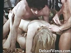 Retro Porn 1970s - Hairy Blonde Teen - Can'_t Get Fair to middling