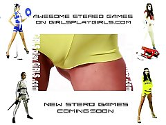 Fantastic Spandex Clothes with STEREO GAMES