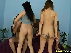 Nilla and Inna in Fuck My Collaborate by EuroSexParties