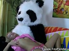 Toypanda sexy deut with teen girl