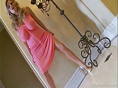 Big Titted Mature Wife Kelly Madison Putting On A Show
