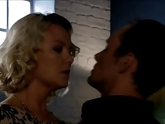 Eastenders - Janine Snogs Michael