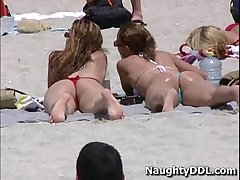 Hot chicks at nude beach 4