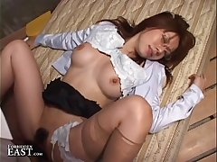Uncensored Japanese Erotic Fetish Sexual connection - School Girl and The Guys (Pt. 9)