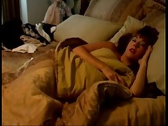 Naked stepMom Invites Son Into Her Bed