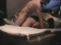 Shy ex girlfriend gets fucked from behind.