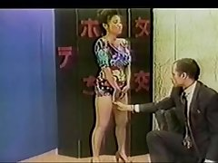 Miss Asia - Customer cums first